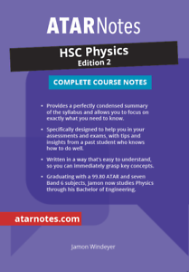 Details about HSC Physics Complete Course Notes