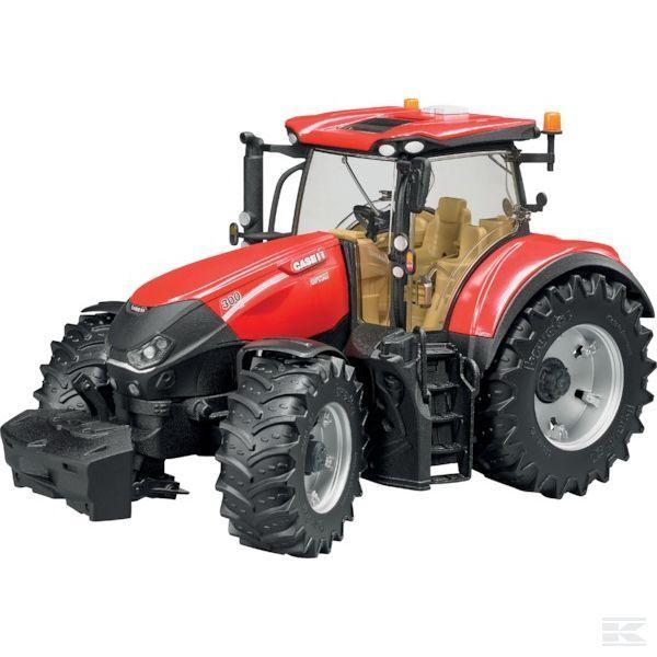 Bruder Case IH Optum 300 CVX Tractor 1 16 Scale Model