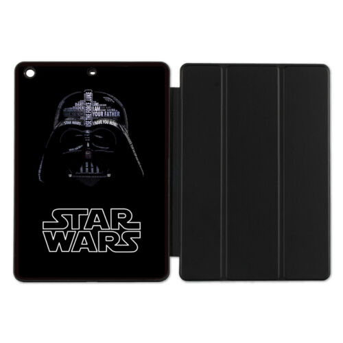 Star Wars Darth Vader Quote Smart Case For iPad 5 6 Mini 1 2 3 Air