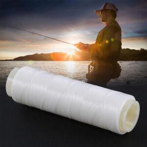 cana-Carrete-de-hilo-elastico-Linea-de-pesca-Cebo-de-poliester-Monofilamento