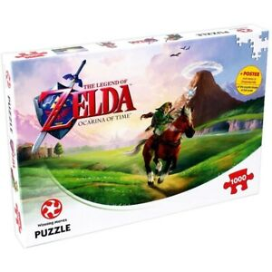 The-Legend-of-Zelda-Ocarina-of-Time-Jigsaw-Puzzle-1000-Pieces