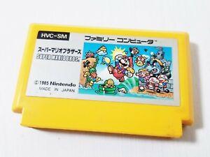 Nintendo Famicom Super Mario Bros. 1 Genuine Japan 0329A11