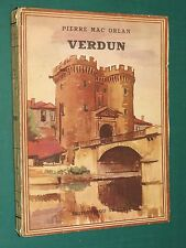 WWWI Verdun Pierre MAC ORLAN