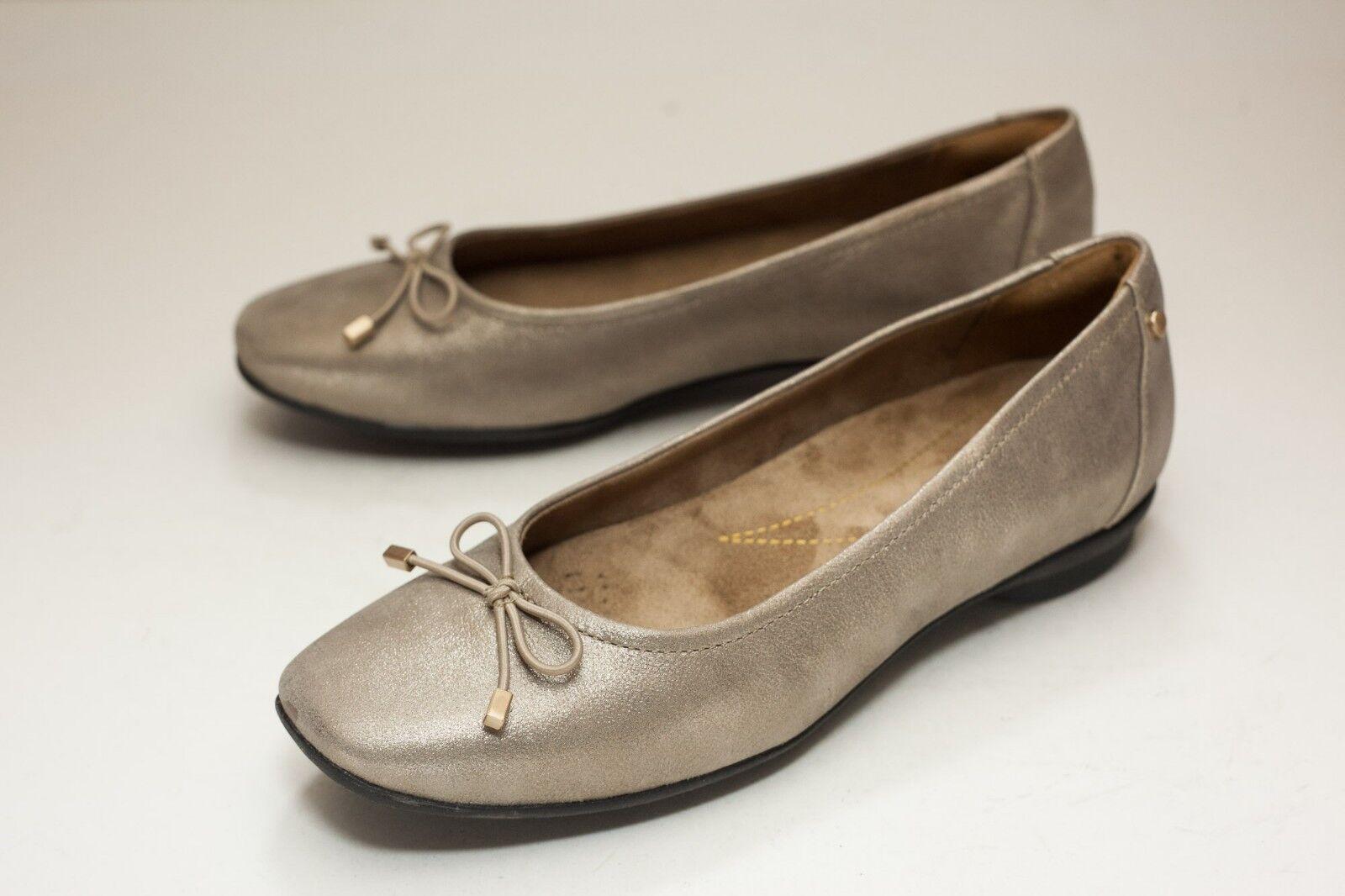 052ac9c63d1 Clarks Candra Ballet Flats Women s Slip On 6.5 Bronze nuuxgz3129-Women s  Comfort Shoes