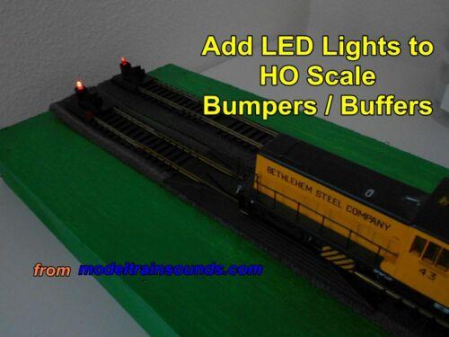 Pair AtIas #100 Bumper Nickel Silver HO843 Hobby Train Truck Railroad Kit Quick Arrive