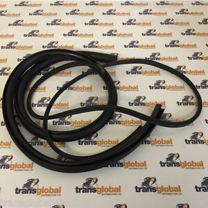 Pick Up Corner Window Rubber Seal 5mm Bearmach Land Rover Defender Truck Cab