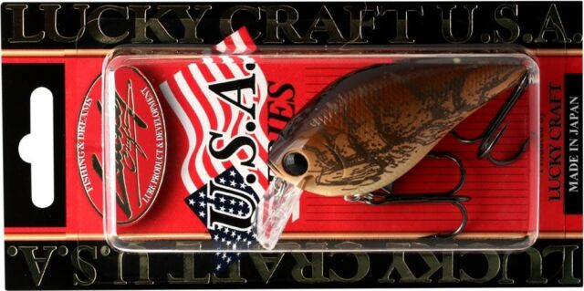Lucky Craft LC 1.5-429 Live Brown Craw for sale online