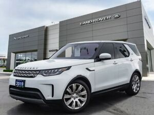 2019 Land Rover Discovery Diesel Td6 HSE Low Km's, Company Demo, 7 Passenger