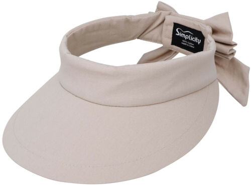 Women/'s Summer Wide Brim SPF 50 UV Protection Sun Wide BrimVisor Hat