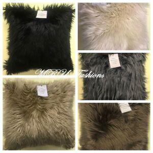 Super-Soft-Faux-Fur-Sheep-Skin-Throw-Cushion-Cover-Fluffy-Plush-Sofa-Home-Decor