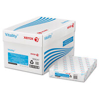 Xerox Vitality 30% Recycled Multipurpose 3-hole Paper 8 1/2 X 11 White 500 on Sale