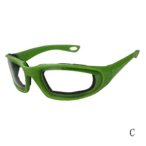 Kitchen Onion Goggles Anti-tear Free Cutting Chopping Glasses Eye Protect L2V5