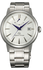 Orient Star SAF02003W0 White Dial Stainless Steel Men's Watch