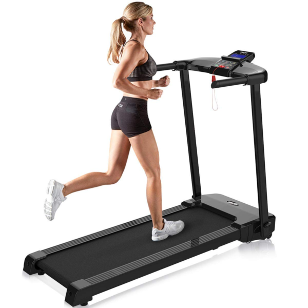 43bafaf46d5 Merax MS187552 Folding Electric Running Treadmill Easy Assembly for sale  online