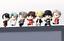 miniature 17 -  BTS Official TinyTan BTS Monitor Figure 100% Authentic US Seller