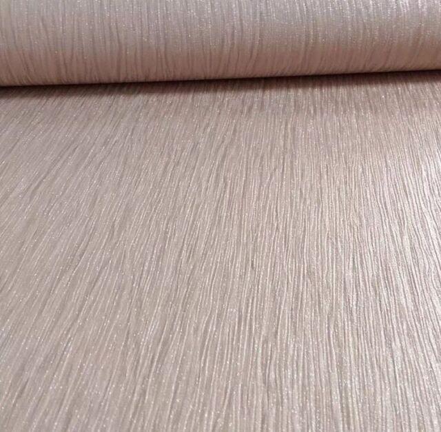 Debona Cristal Motif Uni Texturé Rayures À Paillettes Papier peint ...