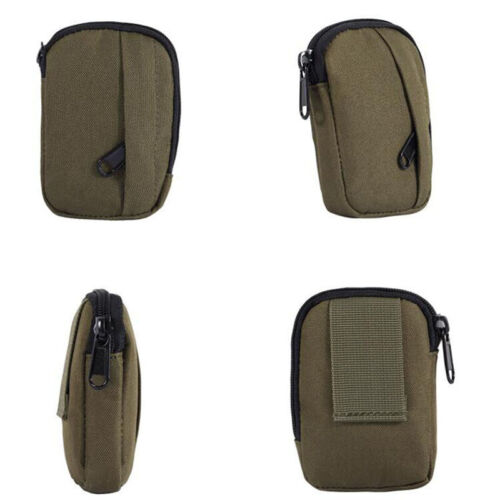 Men Tactical Waist Pack Belt Bag Camping Outdoor Hiking Military Pouch Wallet CB