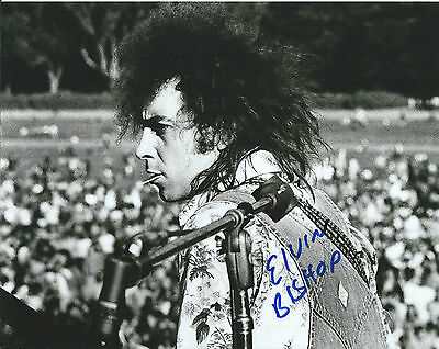 Autographs-original Persevering **gfa American Blues Guitarist *elvin Bishop* Signed 8x10 Photo Ad6 Coa**