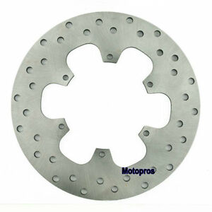 Rear Brake Disc Rotor For Bmw F650 93 06 G650 Gs 09 Benelli Tnt 1130