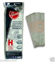 Genuine Hoover Celebrity Vacuum Bag Style H 4010009h 3 Pack