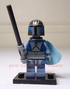 Stand The Mandalorian Clone Wars Solo NEW LANDO CALRISSIAN Star Wars Minifigure