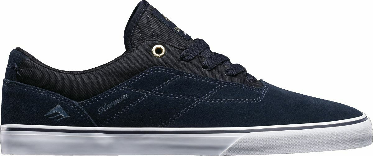 Emerica The Herman G6 Vulc in Navy Blanc Chaussures All
