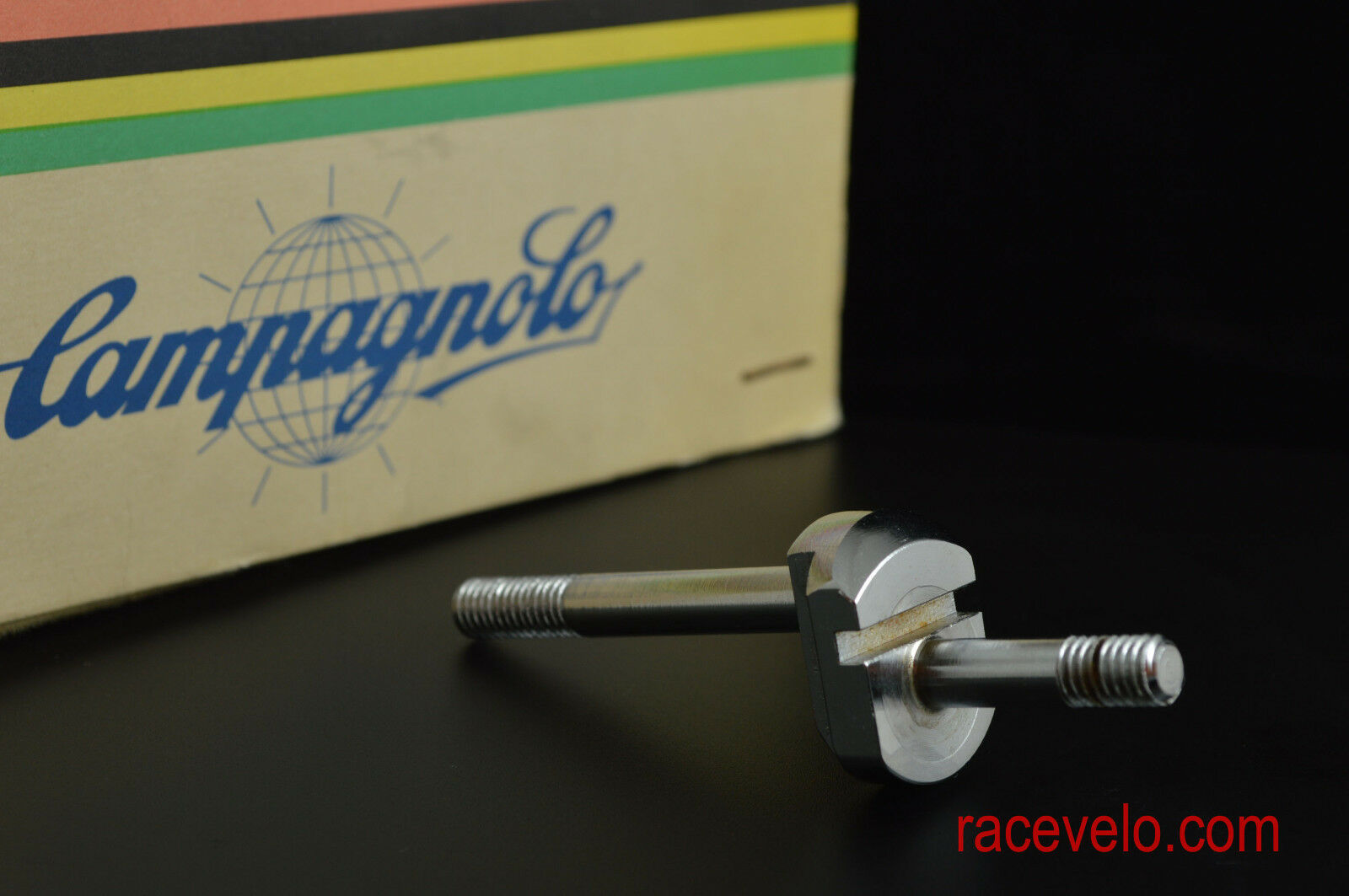 Vintage NOS Brake drop bolt chrome for Campagnolo Dia Compe gipiemme Long NEW