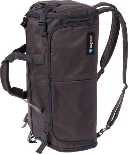 Baglane Canvas Hybrid 2-in-1 Travel Backpack Carry On Duffel Suit Garment Bag