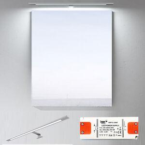 badspiegel badezimmerspiegel wandspiegel spiegel led rahmenlos 60 bis 140 cm ebay. Black Bedroom Furniture Sets. Home Design Ideas