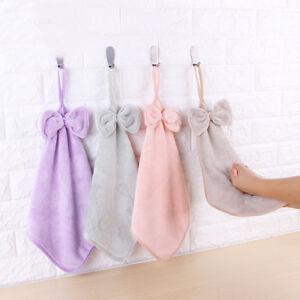 AD-Korean-Soft-Hanging-Towel-Water-Absorbent-Hand-Towel-for-Kitchen-Bathroom-No