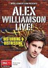 Alex Williamson - Live (DVD, 2014)