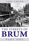 The Streets of Brum: Pt. 1 by Carl Chinn (Paperback, 2003)