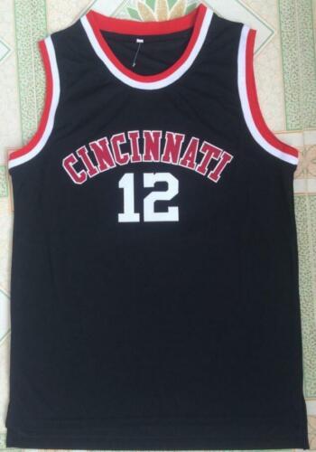 Oscar Robertson Cincinnati #12 Jersey
