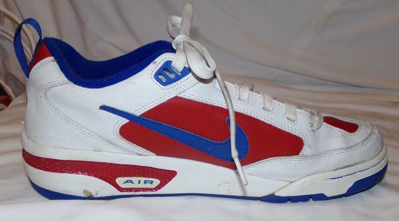 Nike Zapatillas zapatillas zapatos zapatos zapatos atléticos 11 Air Para Hombre Rojo blancooo Azul Patriótico d8e02c