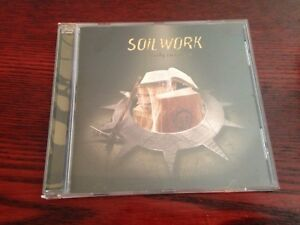 Soil-Work-Soilwork-The-Early-Chapters-CD-Import-2004-Metal