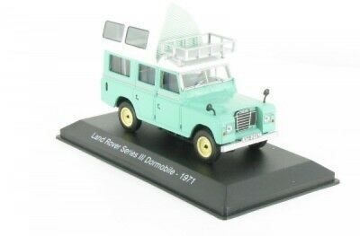 Autos, Lkw & Busse Auto- & Verkehrsmodelle Sparsam 1/43 Ixo Land Rover Serie Iii Dormobile Camping Car 29 Warmes Lob Von Kunden Zu Gewinnen