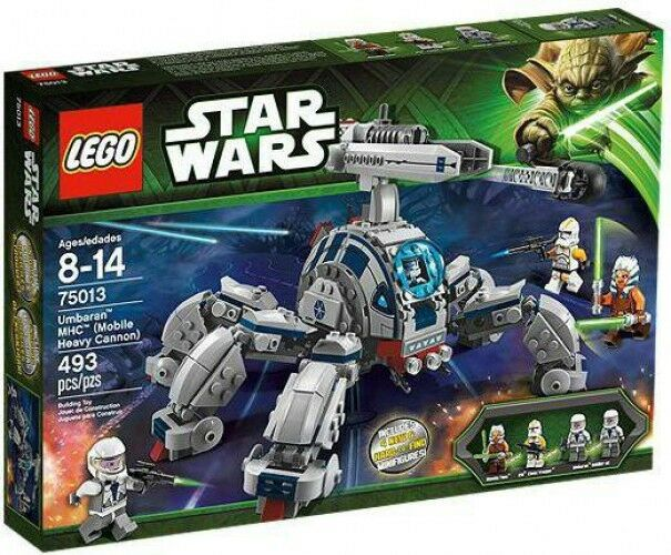 Lego Star Wars The Clone  Wars umbaran MHC  Set  75013  grande remise