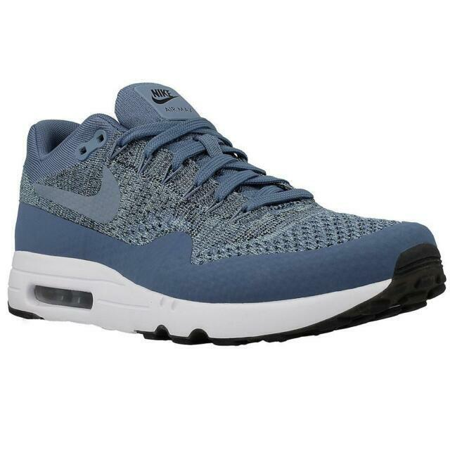 Size 6.5 - Nike Air Max 1 Ultra 2.0 Flyknit Ocean Fog for sale ...
