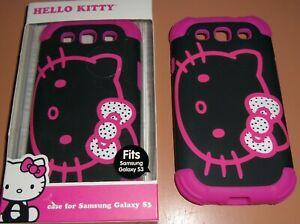 Hello-Kitty-Dual-Layer-Hybrid-Hard-Case-for-Samsung-Galaxy-S-III-Black-amp-Pink