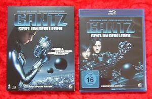 Gantz Spiel um Dein Leben, 2 Disc Special Edition, Blu-Ray, wie Neu - Bayern, Deutschland - Gantz Spiel um Dein Leben, 2 Disc Special Edition, Blu-Ray, wie Neu - Bayern, Deutschland