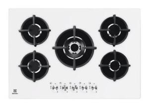 Electrolux pvb75nuov piano cottura 5 fuochi 75 cm in for Fornello elettrico ikea
