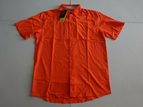 Under Armour Men/'s Tide Chaser 2.0 Short Sleeve Fishing Button Up NWT 2020