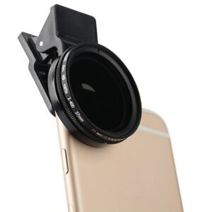 Zomei-Phone-Camera-ND-Filter-Lens-Adjustable-Neutral-Density-Clip-on-37mm