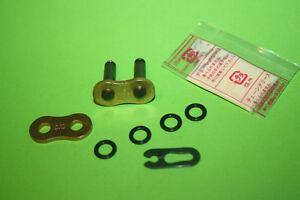 original-DID-D-I-D-Clipschloss-Kettenschloss-gold-428VX-G-amp-B-DID428VX-FJ-neu-new