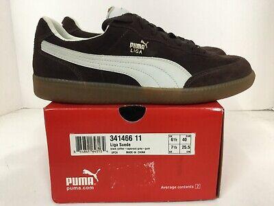 Puma Liga Suede Herren Style # 341466 11 Größe 7.5 | eBay