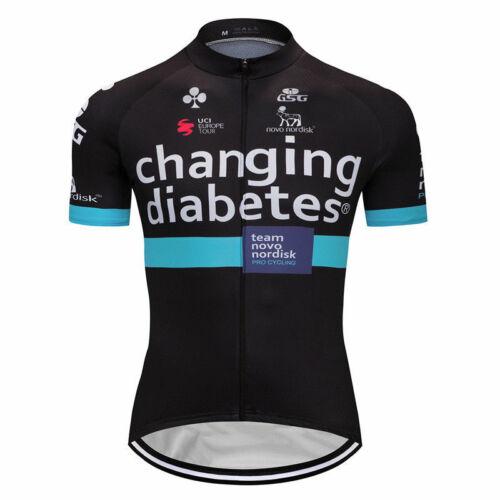 XSU187 Road Mens Racing MTB Cycling Short Sleeve Jersey and bib Shorts