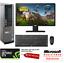 Dell-Desktop-Gaming-PC-Bundle-i5-19-039-TFT-4GB-1050-Ti-16GB-RAM-Computer-Win-10 thumbnail 1