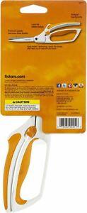 """Fiskars Easy Action Bent Scissors 10"""" -129911"""
