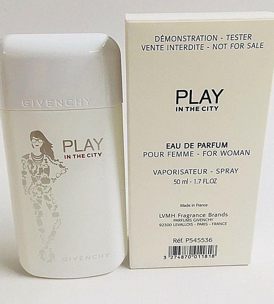 In Givenchy Eau Parfum Women's Us City Her Play 50 Ml De The For kuTPiXZO