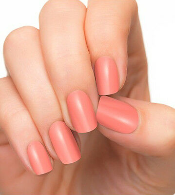 Authentic Incoco Nail Polish 16 Double-Ended Strips by It's a Nai l- CORAL CRUSH